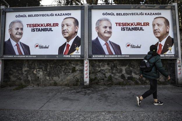 Τουρκία: Δεν θα αναλάβουν καθήκοντα Δήμαρχοι που εξελέγησαν με το φιλοκουρδικό HDP