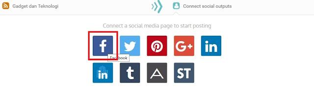 Pilih Media Sosial