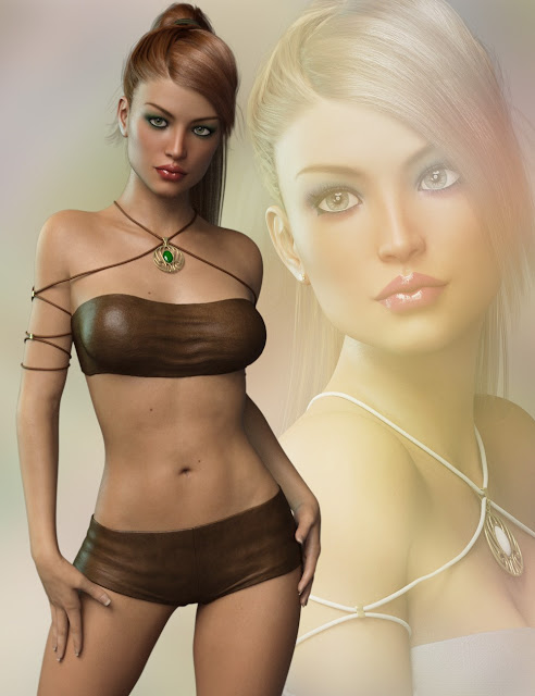 FWSA Ashlyn HD for Genesis 3 Female