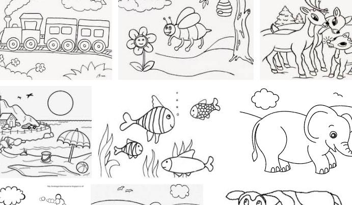 84+ Gambar Anak Tk Sketsa Paling Keren