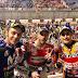 MotoGP Qatar 2018 :Kenapa Marquez Gagal Salip Dovizioso di Lap Terakhir?