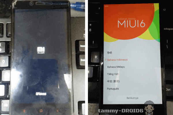 Firmware Xiaomi Redmi Note 4G (HM NOTE 1LTE,dior) Single SIM