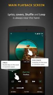 تحميل تطبيق Stellio Music Player 5.6.1 Apk for Android + Unlocker