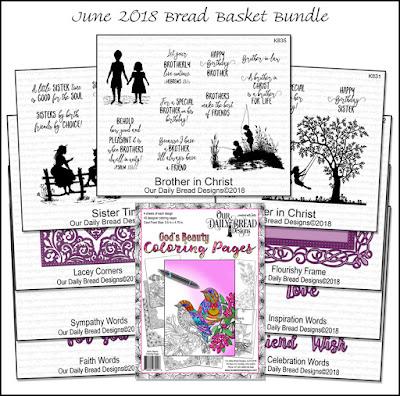 2018 June Bread Basket Bundle