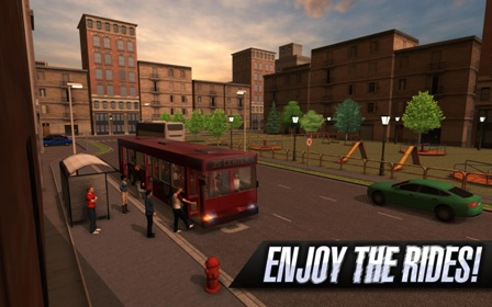 Download Bus Simulator 2015 v2.0 Mod Apk (Unlimited XP)