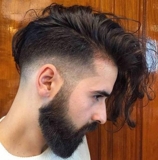 Coole frisuren fur lange haare jungs