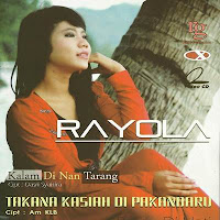Rayola - Dimabuak Janji (Full Album)