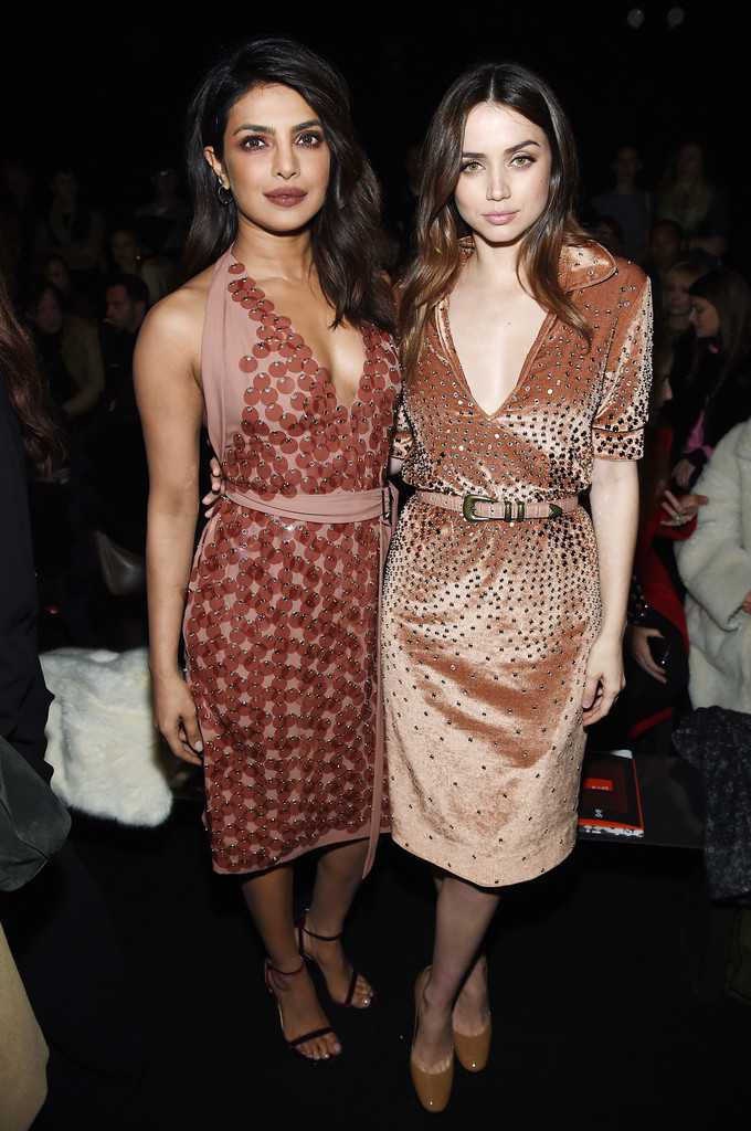 Ana de Armas and Priyanka Chopra