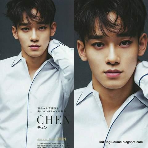 Chen EXO - instagram 2016