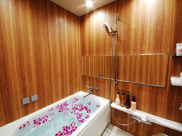 バリアン東新宿のお風呂①