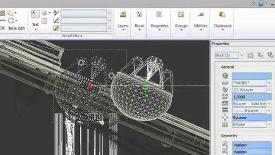 CorelCAD 2013 screenshot 3