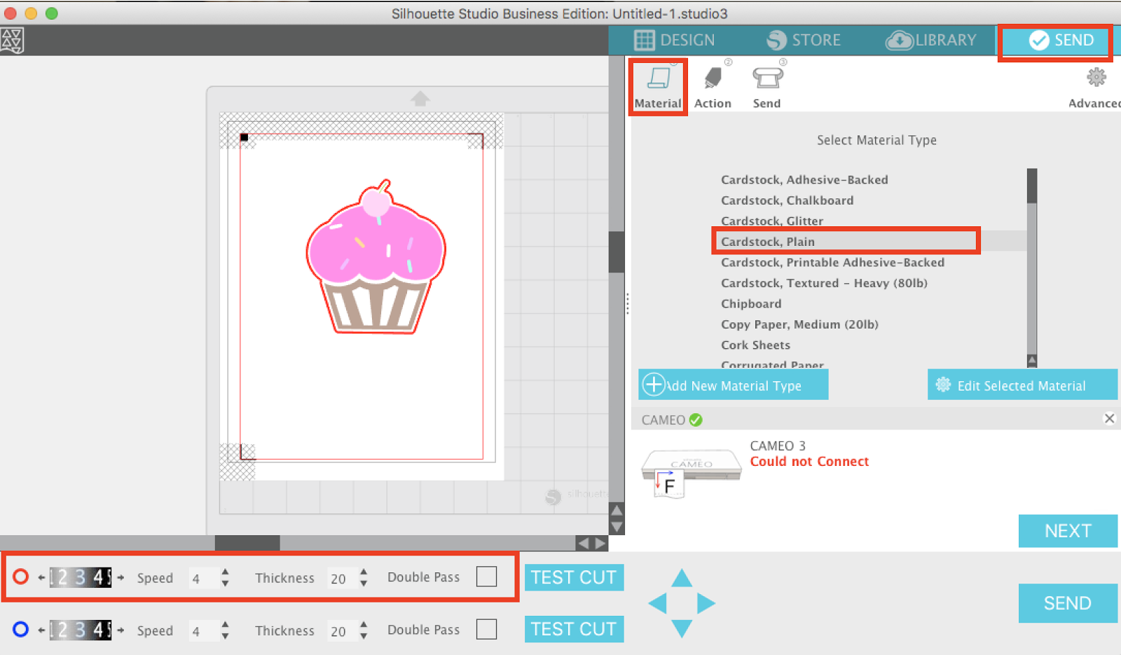 Beginner silhouette print and cut tutorial for v4 free silhouette silhouette studio v4 silhouette print and cut v4 silhouette cameo print and cut v4 fandeluxe Gallery