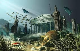Misteri Laut Atlantis Menurut Islam