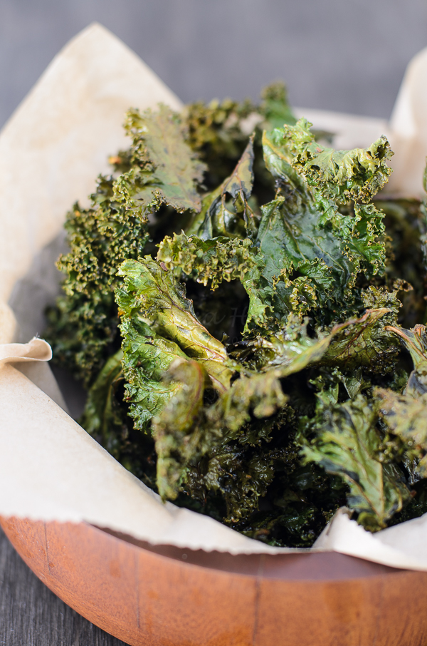 Cumin and chilli Kale Chips