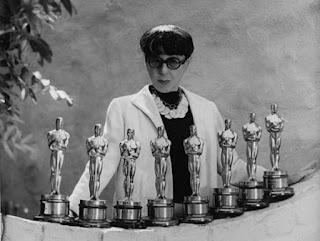 Edith Head nyolc Oscar-díjával