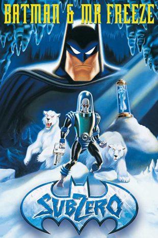 Batman & Mr. Freeze: SubZero 1998 BRRip 720p Dual Audio In Hindi English