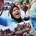 Indonesians clash with police amid demonstration in support of Myanmar's Rohingya