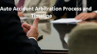 Auto Accident Arbitration Process and Timeline