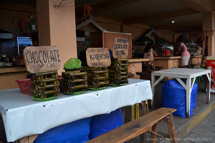 Painitan in Dumaguete Public Market