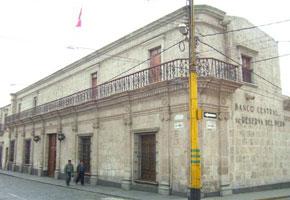 Museo del Banco Central de Reserva de Arequipa