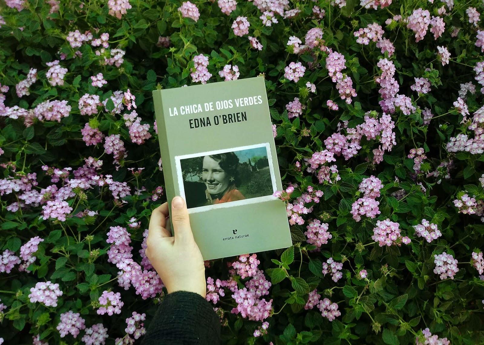 La chica de ojos verdes Edna O'Brien