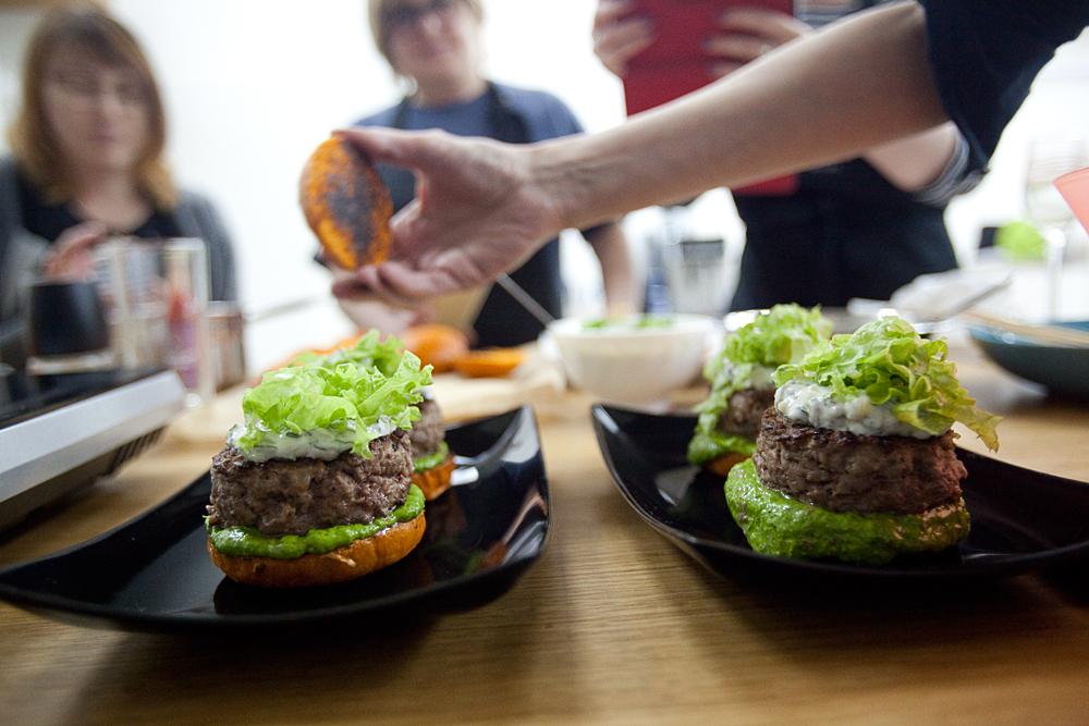 Что приготовить на бургер пати