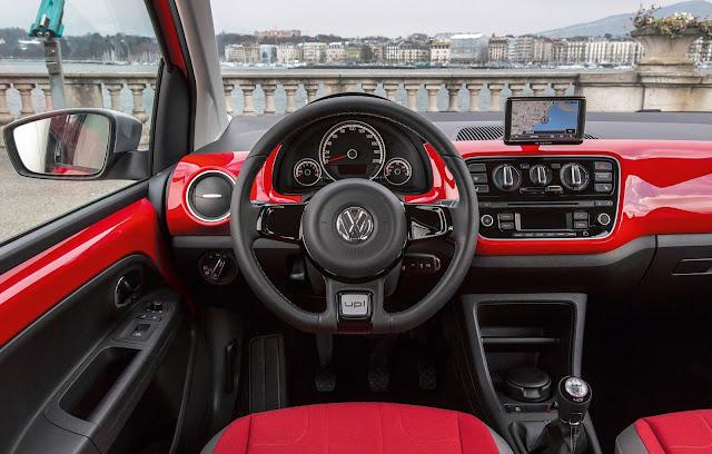 VW Cross Up! exportado do Brasil para à Colômbia é R$ 6.200 reais mais barato