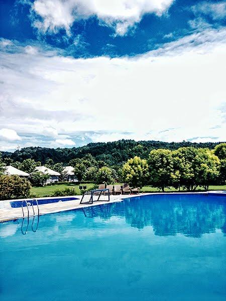 The Golden Tusk Resort jim Corbett ,travel diary