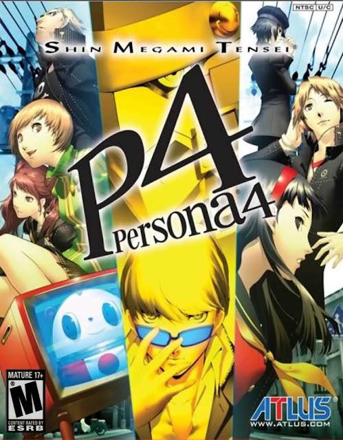 Detonado - Persona 4