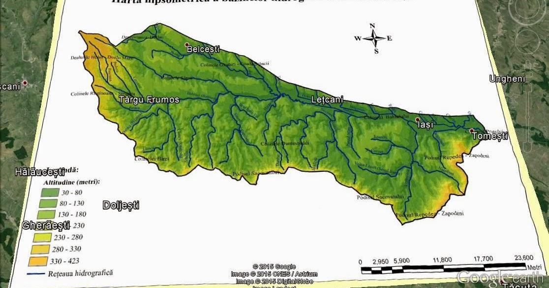 Riscurile Hidrologice Din Bazine Hidrografice Mici In Coasta