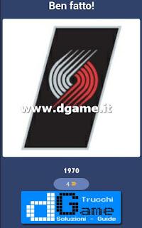 Soluzioni NBA Team Quiz livello 82