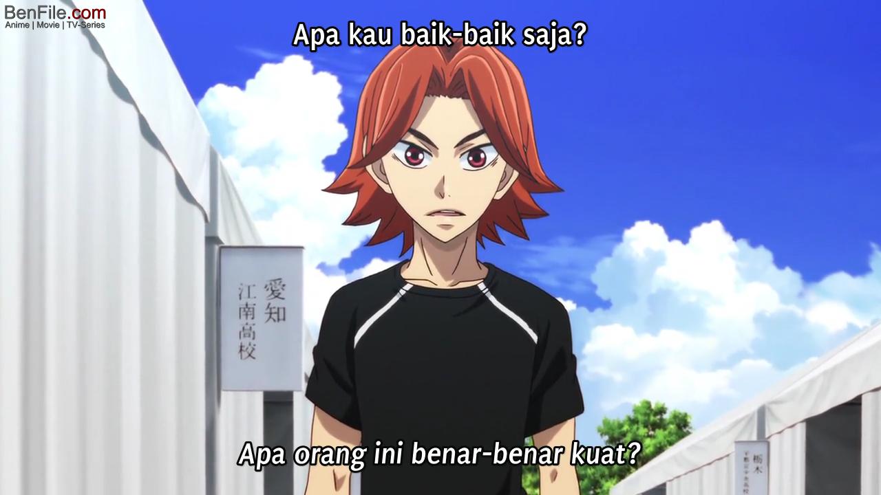 Yowamushi Pedal: New Generation Episode 16 Subtitle Indonesia