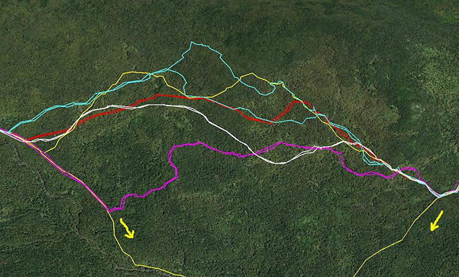 Calm Mt Isolation NH 4000