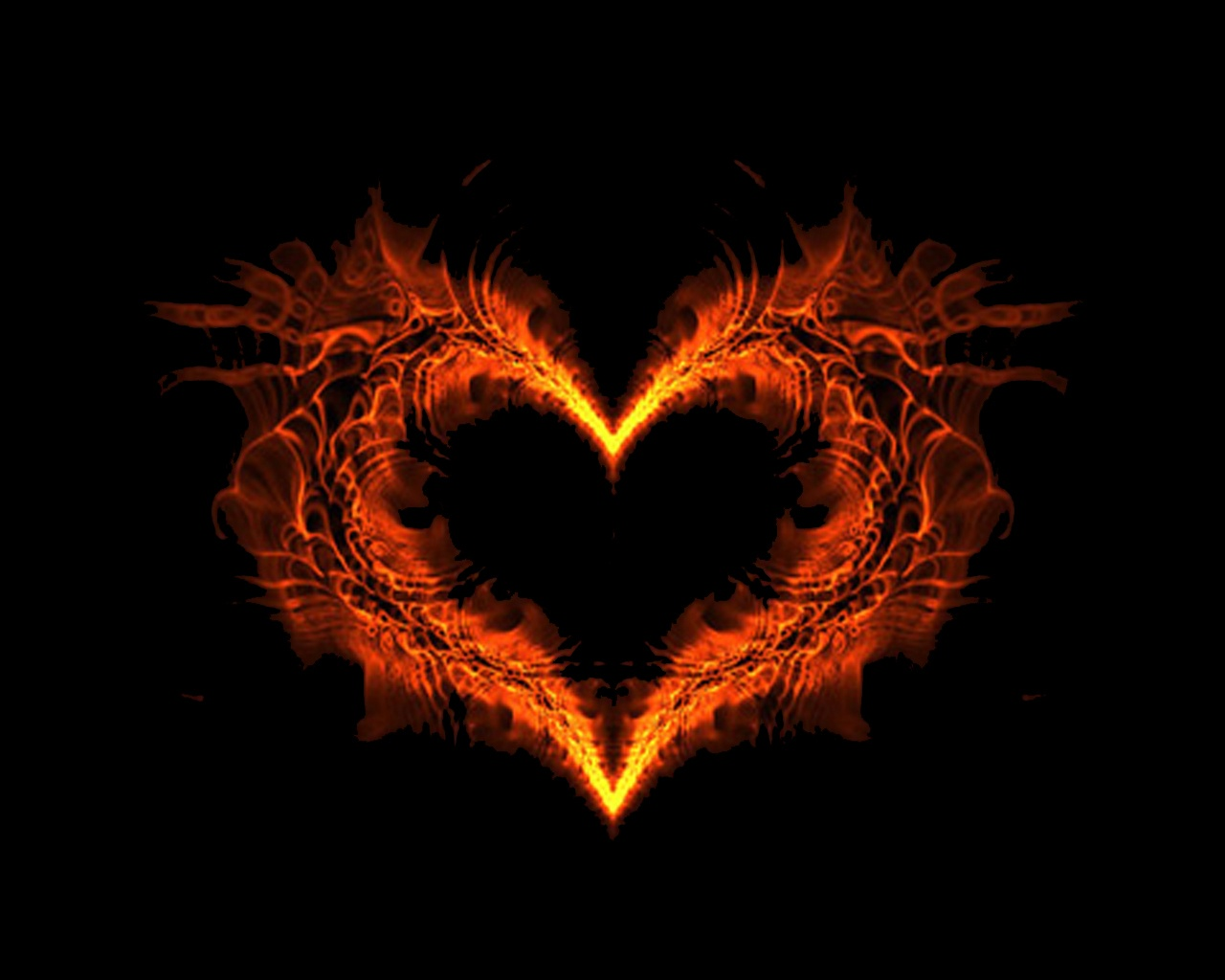Burning Love Hd Wallpapers: Elblogdeandyrivas: CORAZONES GENIALES