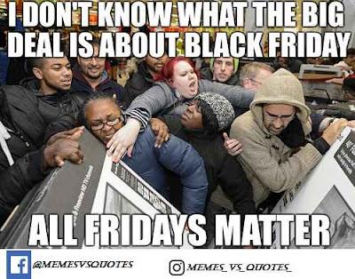 Friday matter