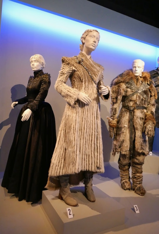Game of Thrones season 7 costumes