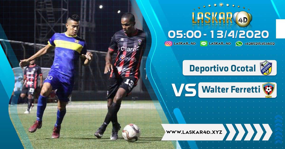 Prediksi Bola Deportivo Ocotal vs Walter Ferretti pada 13 April 2020