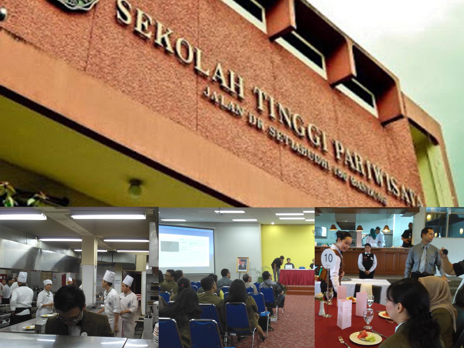 Profil Sekolah Tinggi Pariwisata Bandung - STPB