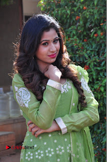 Actress Manaali Rathod Latest Pictures in Green Dress  0042.JPG