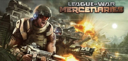 League of War Mercenaries APK V. 5.5.51 [Unlimited Attack]
