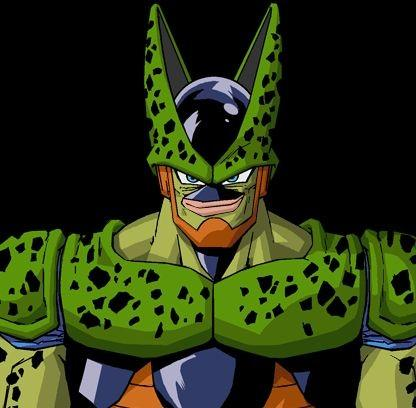 DRAGON BALL Z WALLPAPERS: Semi perfect cell