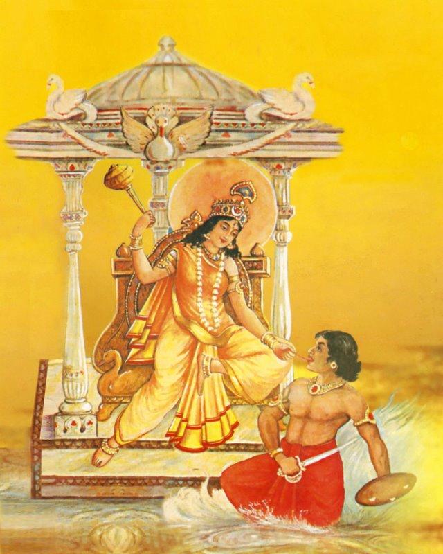Bagalamukhi-बगुलामुखी माता का एक ऐतिहासिक सत्य