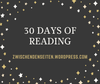 30 Days of Reading : 30 Tage lesen