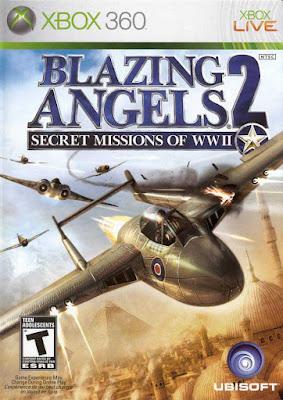 Blazing Angels 2: Secret Missions of WWII (LT 2.0/3.0 RF) Xbox 360 Torrent