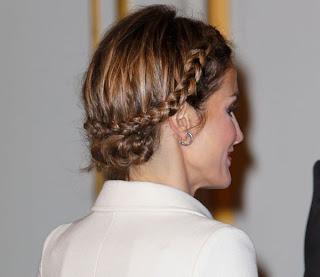 Queen Letizia - Queen Mathilde