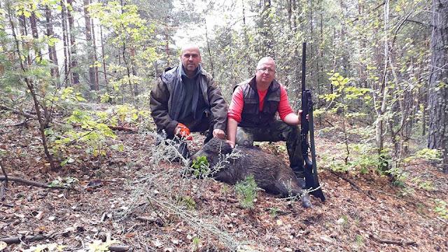 Кметът на Любча стартира с успех ловен сезон 2017
