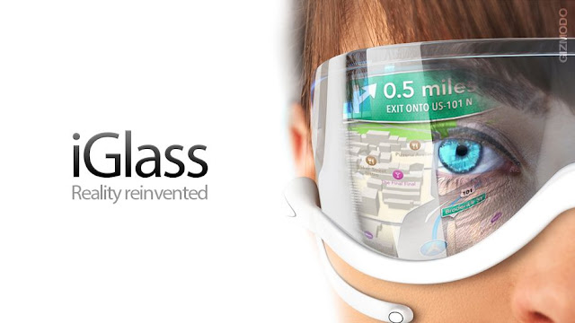 براءة الإختراع الأحدث تلاحظ لجهود ابـل بهدف تأسيس نظارات الواقع المدعوم