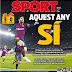 Jornais ingleses se rendem a Messi; Ajax vira sensação na Itália, mas há quem fale em apocalipse