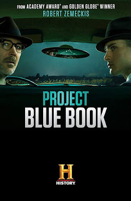 Project Blue Blook Series Poster 1
