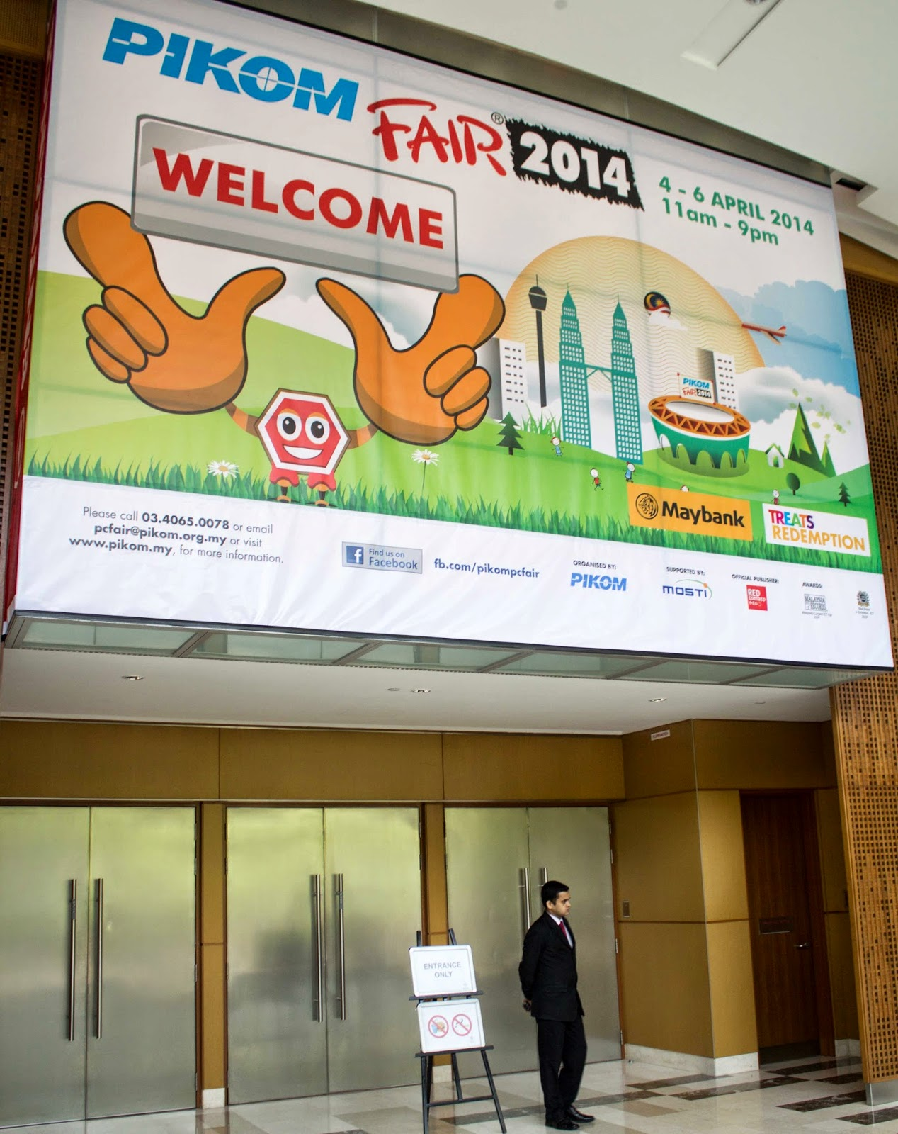 Coverage of PIKOM PC Fair 2014 @ Kuala Lumpur Convention Center 273